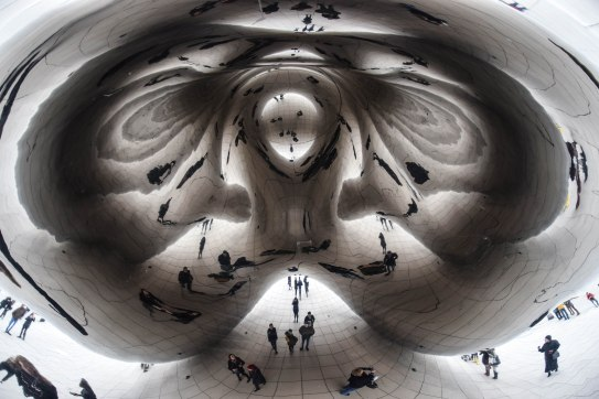 The Bean, Chicago, Illinois