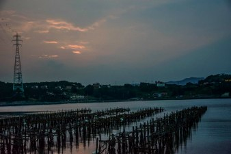 Geoje Island, South Korea, 2016